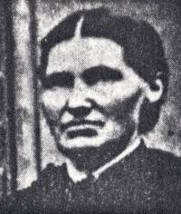 LIFE STORY of Maren Kirstine Olsen Petersen - my 2x great grandmother.  From Denmark.