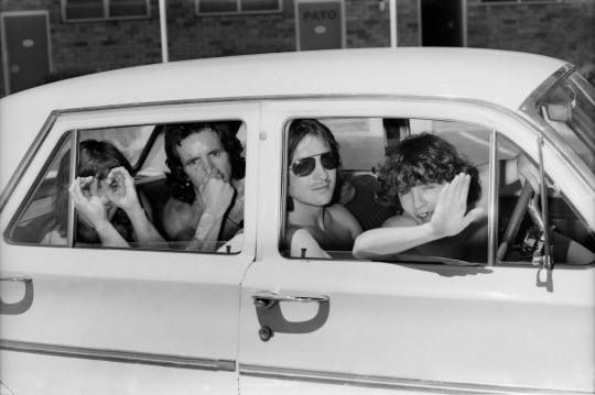 ACDC in Tamworth, NSW, December 15, 1976