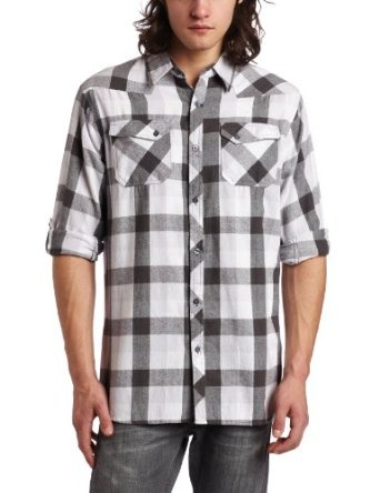 Burnside Young Men's Nabob Flannel Shirt    Price: $25.20 FREE Super Saver Shipping & Free Returns