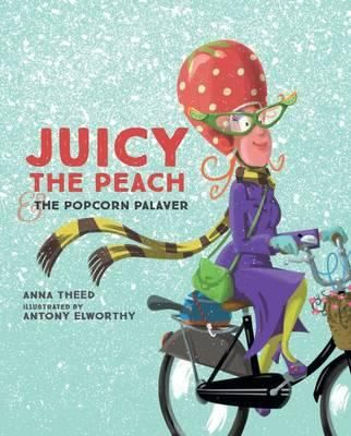 Meet Juicy the Peach-the lovable and left field baby sitter extraordinaire. Enjoy the rather risqué ride through the day that Juicy first came. With a touch of magic, a sprinkling of sparkle and a plethora of popcorn, Juicy can help even the most anxious or shy child realise that time away from Mum and Dad can be okay - if only they can be brave for a day