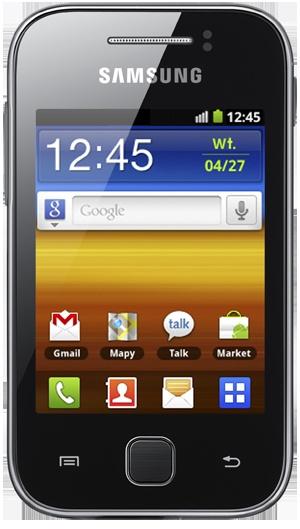 #Samsung #Galaxy Y
