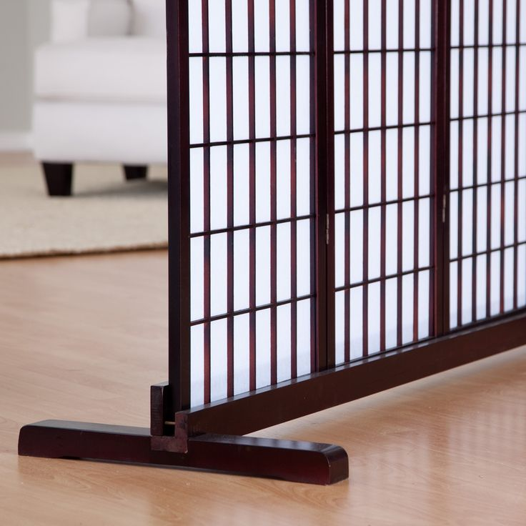 Shoji Room Divider Stand The Shoji Room Divider Stand Is A Great Way To Maximize