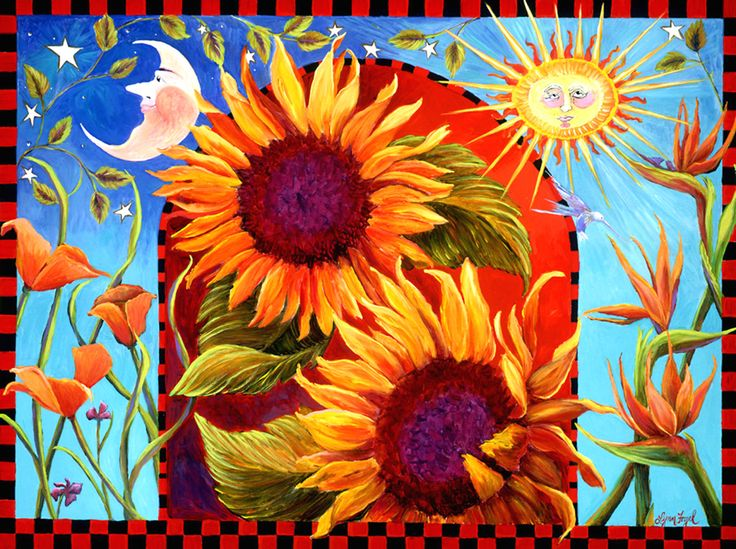 Happy Summer Solstice | SolAnn´s World: Happy Summer Solstice tomorrow!