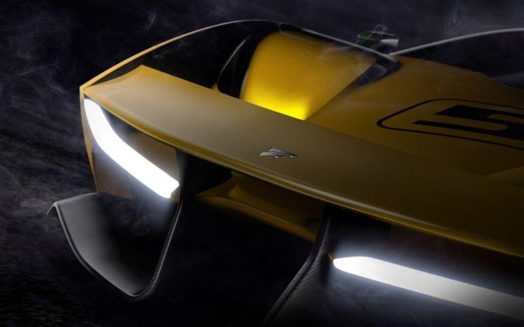 Fittipaldi EF7 Vision Gran Turismo by Pininfarina sarà presentata il 7 marzo prossimo in occasione del Salone Internazionale di Ginevra che si terrà tra il 9 e il 19 marzo. Dopo la prima immagine d…