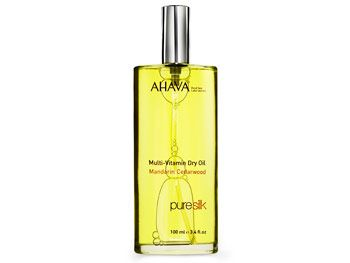Ahava Multi-Vitamin Dry Oil  A fine mist absorbs quickly, and the oil's essential fatty acids (omega-3 and -6) strengthen the skin's outer layer to prevent moisture loss. ($34): Multi Vitamin Dry, Beauty Tips, Ahava Multi Vitamin, Dry Oil, Acids Omega 3, Mist Absorbs, Essential Fatty Acids