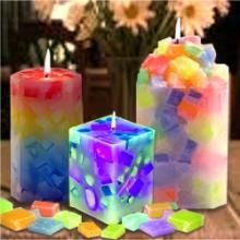 how to make candle at home for business