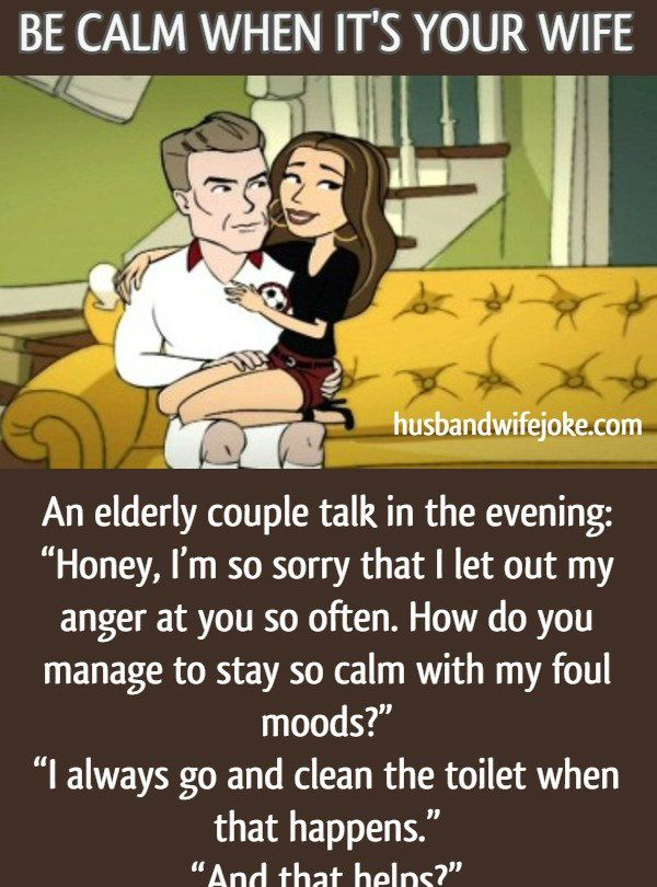 Be Calm When It S Your Wife Husband Wife Jokes Funny Marriage Jokes Wife Jokes Marriage Jokes