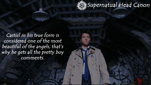 Supernatural Headcanon