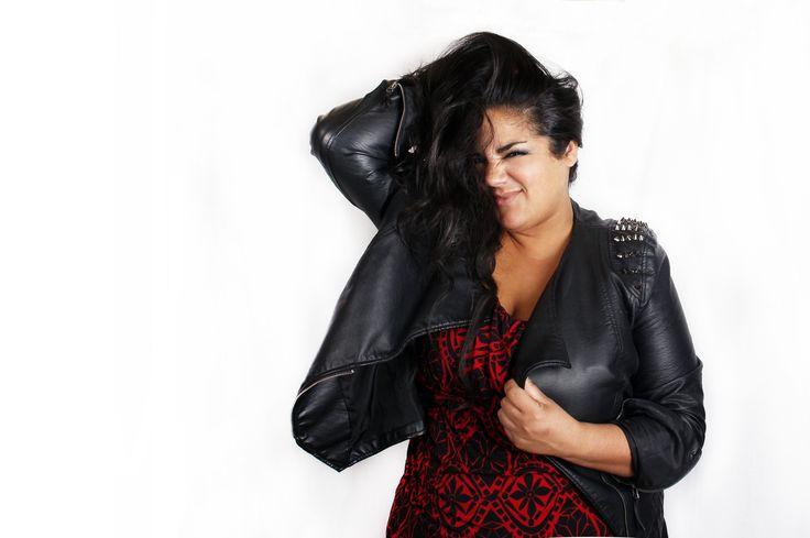 Andrea Arancibia Diesel / Eli Diesel Cantante, chica Plus Size, Chile.   Singer , Plus size girl, Chile.  FACEBOOK: https://www.facebook.com/andrea.arancibia.diesel?fref=photo  YOUTUBE: https://www.youtube.com/watch?v=4Sr5bVLXyXU  TWITTER: https://twitter.com/AndreaADiesel