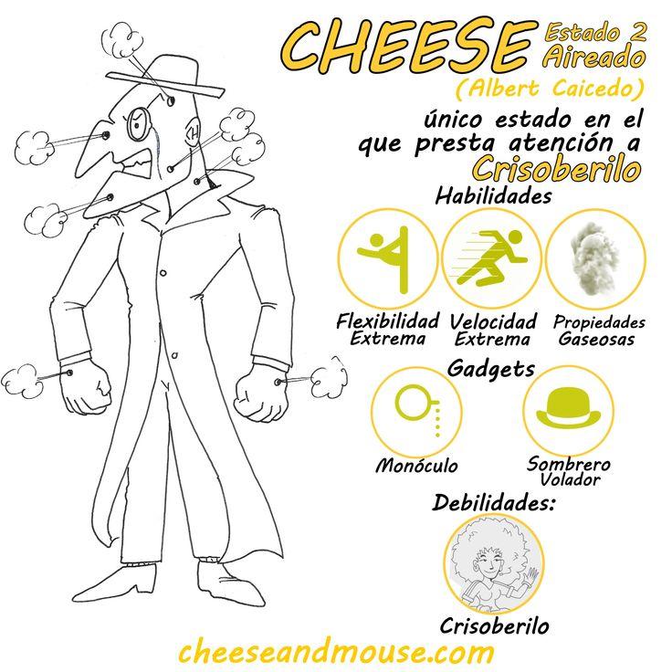 #CheeseandMouse #Cheese #Rariciudad #BorisCaicedo #gases #Velocidad #Comics #Historietas #Fuerza #Monoculo #Sombrero #Volador #AlbertCaicedo #Flexibilidad #Crisoberilo
