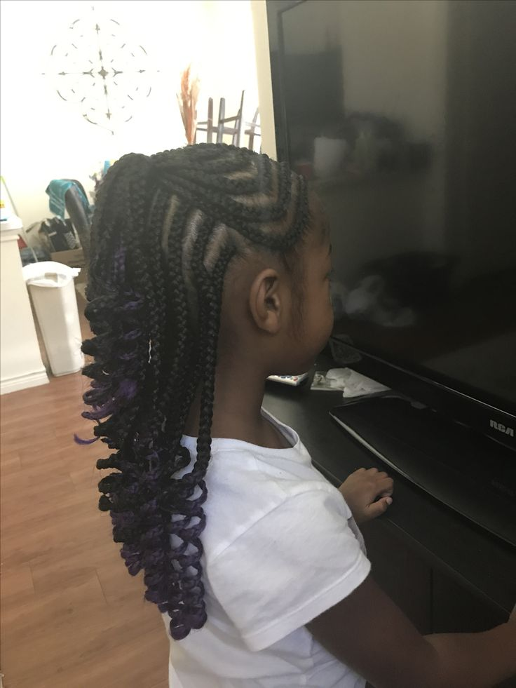 Best 25 Kid Braids Ideas On Pinterest Cornrow Styles