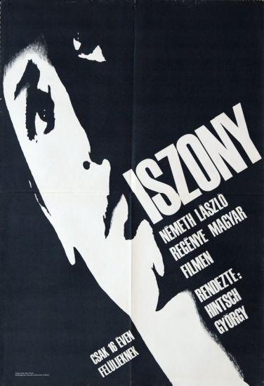 original vintage movie poster hungary 1965