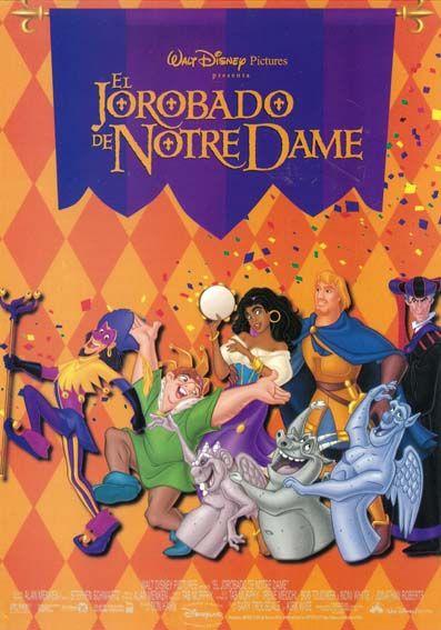 85504a3fd El jorobado de Notre Dame (1996)