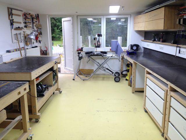ber ideen zu garage hobbyraum auf pinterest hauspl ne grundrisse und wohnen. Black Bedroom Furniture Sets. Home Design Ideas