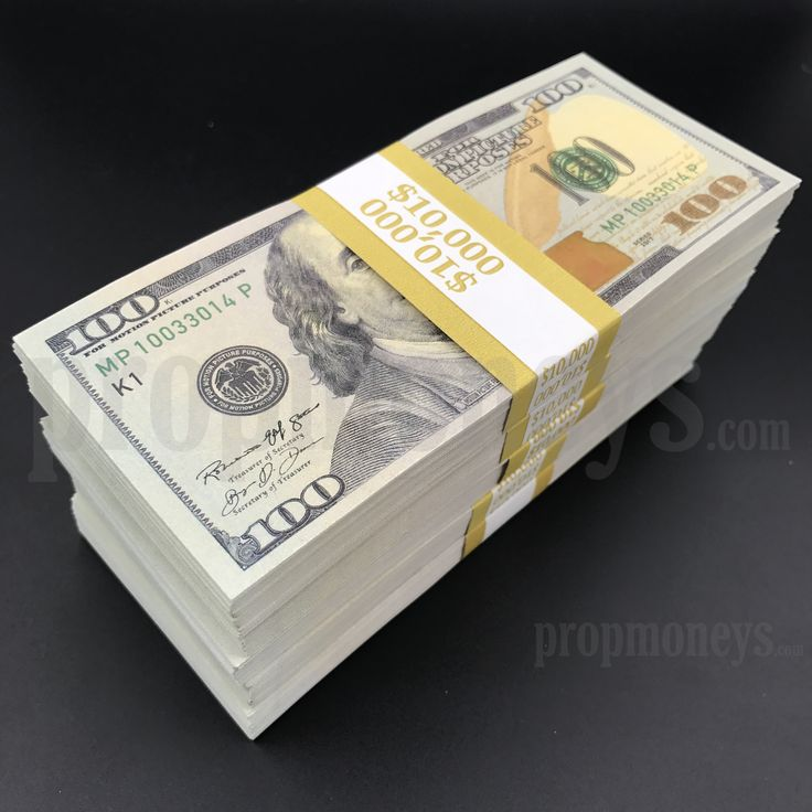 50000 50k new style prop money full print 10k