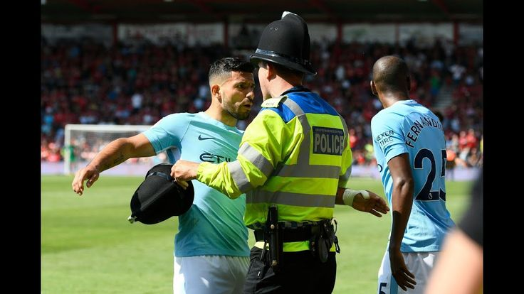 Bournemouth 1 Manchester City 2  MATCH HIGHLIGHTS: Raheem Sterling grabs winner two