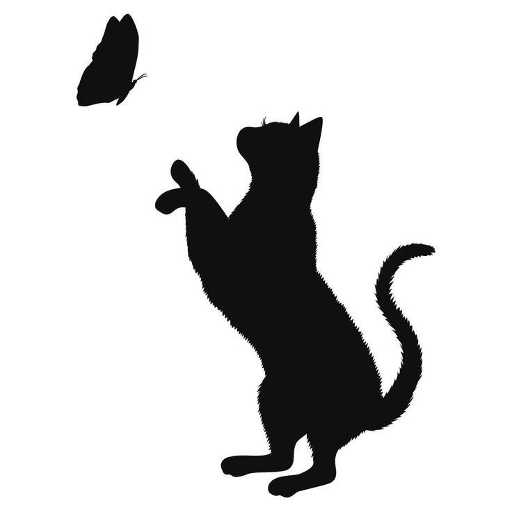 торговлю черный кот картинки на стену благодаря