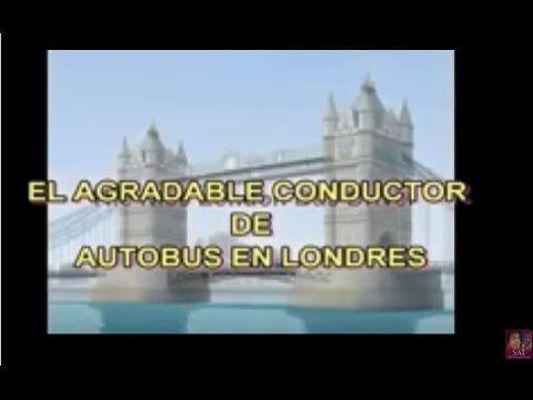 LOS CUENTOS DEL TIO LEON-Cap 5 _EL AGRADABLE CONDUCTOR DE AUTOBUS EN LON...