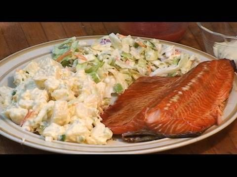 how to cook rainbow trout in foil on the bbq