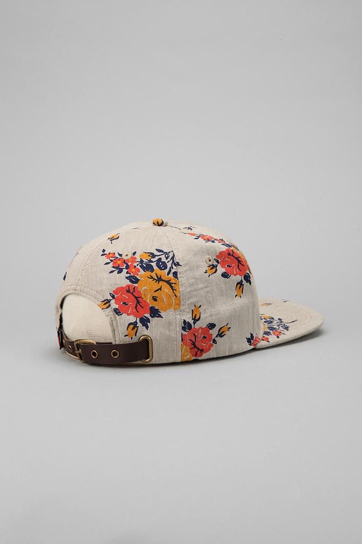 OBEY Meadowlark Snapback Hat- Urban Outfitters. I need to buy me some urban outfitters stuff this is freaking adorbs