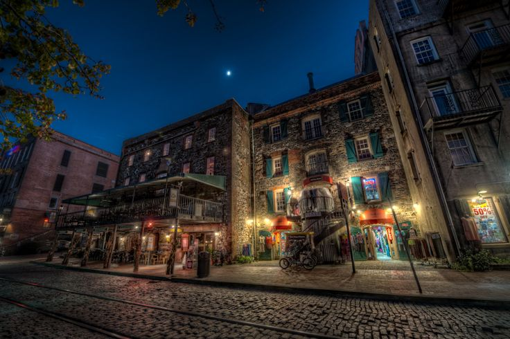 Best 30 Restaurants On The River in Savannah, GA with ...