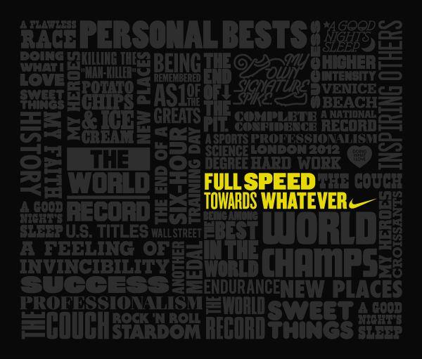 Nike Full Speed