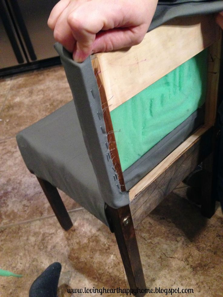 Loving Heart. Happy Home.: DIY IKEA Children's Chairs