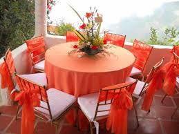 Resultado de imagen para decoracion mesas sillas tiffany