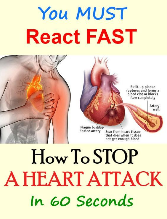 how to stop a heart attack before it happens