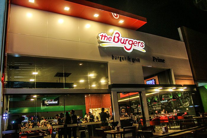 Franquia Lojas The Burgers Brasil