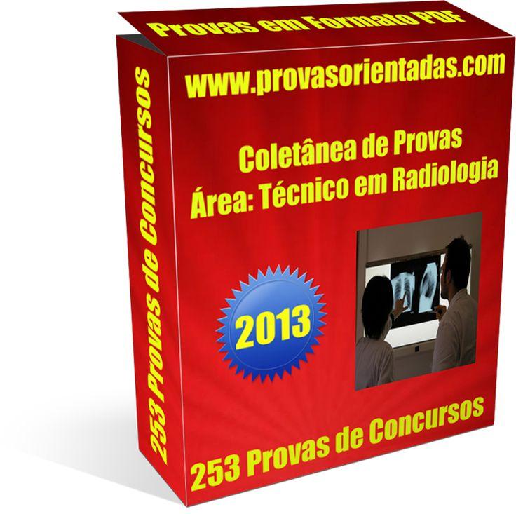 Provas Técnico em Radiologia