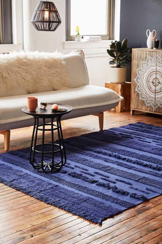 6c304fafdc813 Se preferir um tapete de retalhos de uma única cor tudo bem também ...