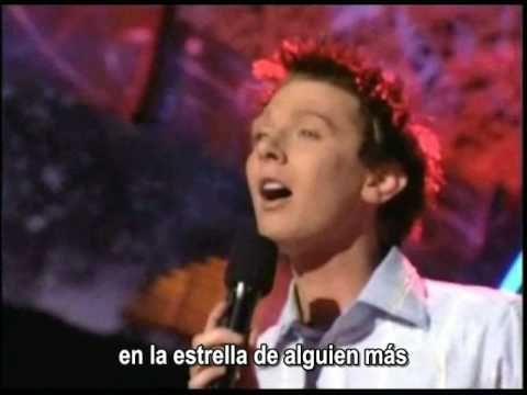 Clay Aiken - AI 2 - Top 10 - Country Rock - Subtitulado ES - YouTube
