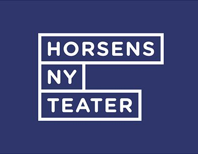 """Check out new work on my @Behance portfolio: """"Horsens Ny Teater / Redesign"""" http://be.net/gallery/41533849/Horsens-Ny-Teater-Redesign"""
