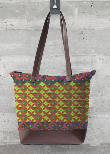 Tote bag in Original Pattern