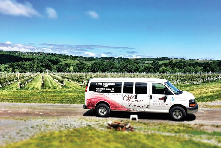 GRAPE ESCAPES - A great way to spend the day in the Annapolis Valley