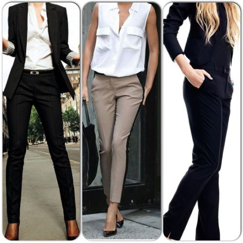 Trendy Work Clothes Styles | 500.jpg