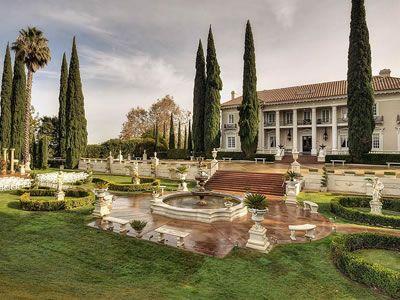 Grand Island Mansion Walnut Grove California Wedding Venues 1