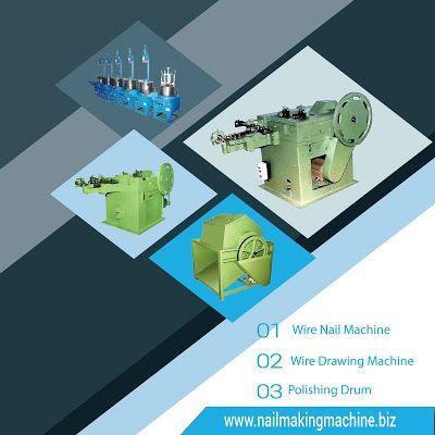 Nail Making Machine: Wire Nail Machine | Wire Nail Machine Manufacturer...