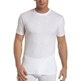 Dockers Men's 4 Pack Crew Neck T-Shirt,White,Large (Apparel)By Dockers