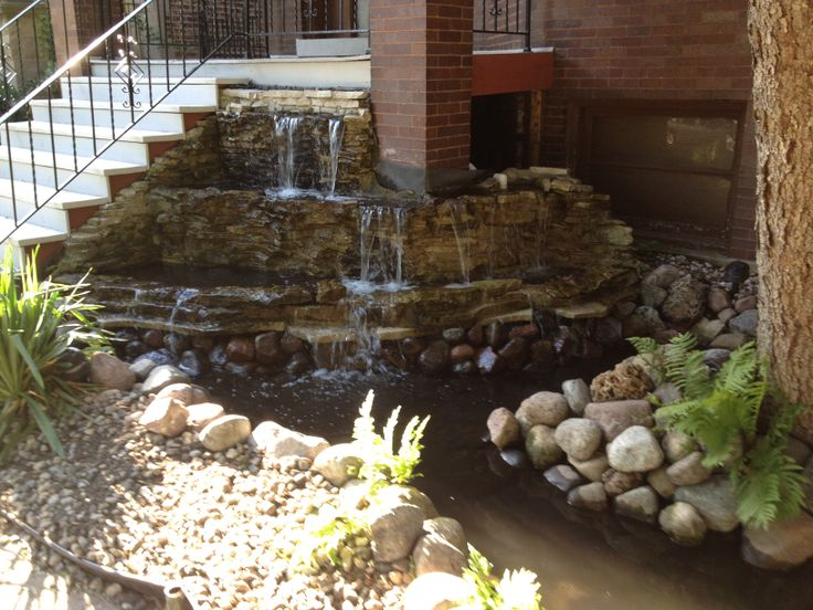 Front yard pond | Pond, Landscape design, Landscape on Front Yard Pond id=45368