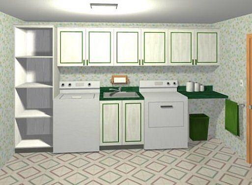 Lavanderias cuarto de plancha fotos for Cuarto lavanderia