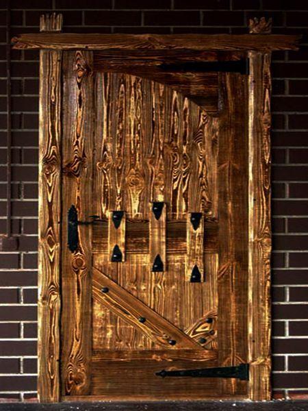 дверь своими руками из дерева пошагово в картинках