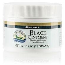 Natures Sunshine Black Ointment Uses