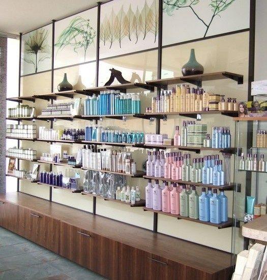 Resultado de imagen para hair salon design ideas for small spaces