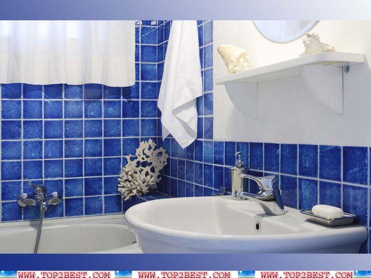 166 best blue bathroom tile images on pinterest