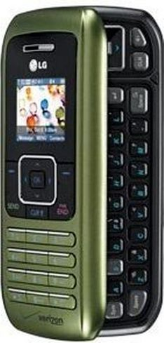 LG enV VX9900 Green No Contract Verizon Cell Phone - For Sale Check more at http://shipperscentral.com/wp/product/lg-env-vx9900-green-no-contract-verizon-cell-phone-for-sale/