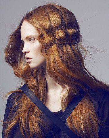 #intricatehairstyles hairstylestotry redhair