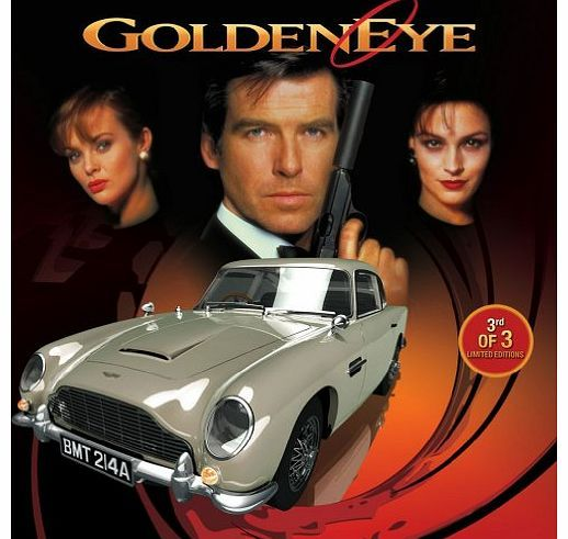 Airfix Scalextric C3163A James Bond 007 Goldeneye - Aston Martin DB5 1:32 Scale Limited Edition Slot Car No description (Barcode EAN = 5010963285265). http://www.comparestoreprices.co.uk/airfix-model-kits/airfix-scalextric-c3163a-james-bond-007-goldeneye--aston-martin-db5-132-scale-limited-edition-slot-car.asp