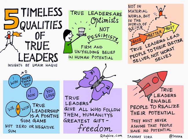 An effective leader 110 stories to